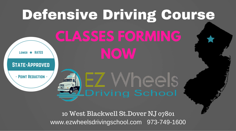Defensive Driving Course Dover NJ